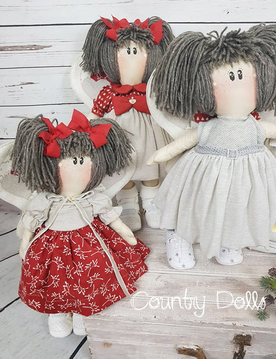 country dolls
